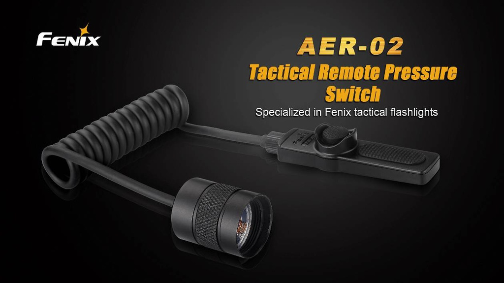 AER-02 Tactical Remote Pressure Switch