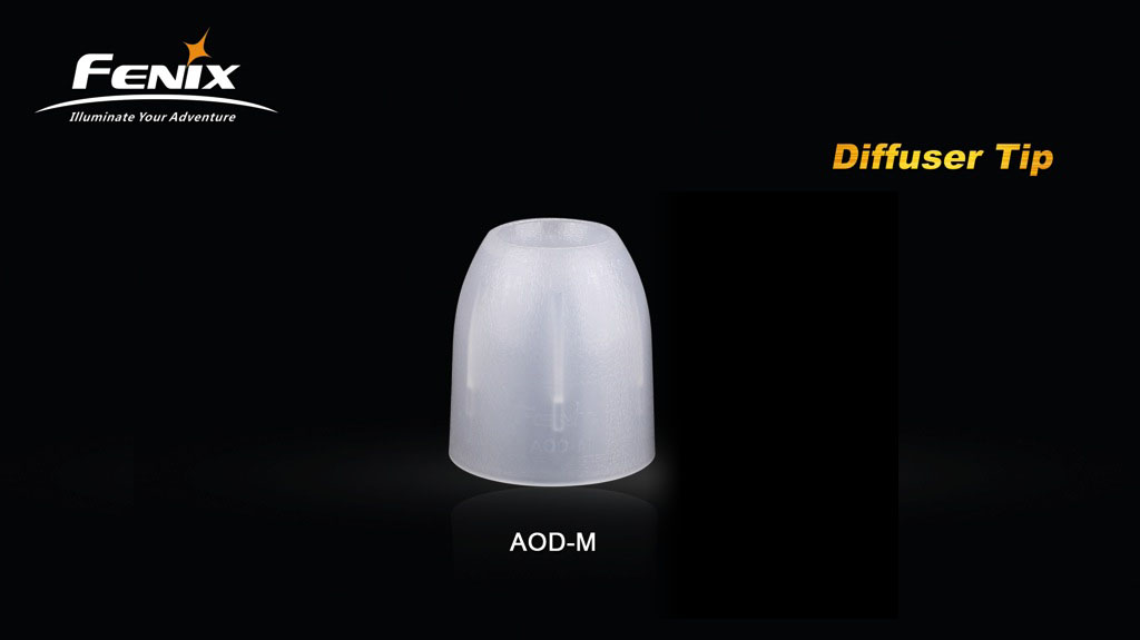 AOD-M Diffuser Tip Medium
