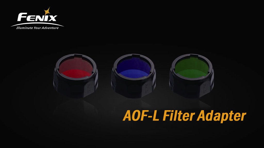 AOF-L Filter Adapter Large