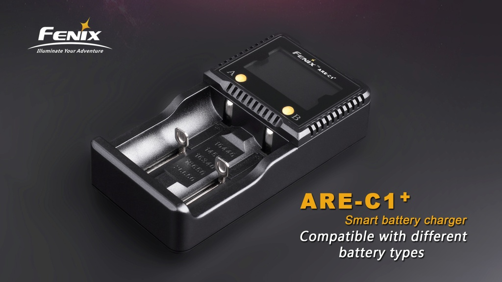ARE-C1+ Smart Battery Charger