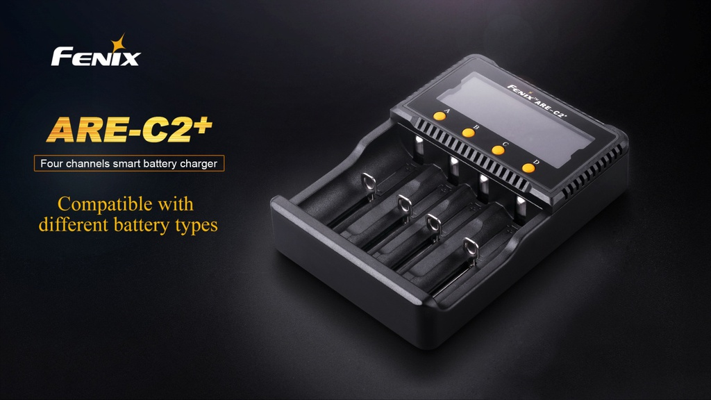ARE-C2+ Smart Battery Charger