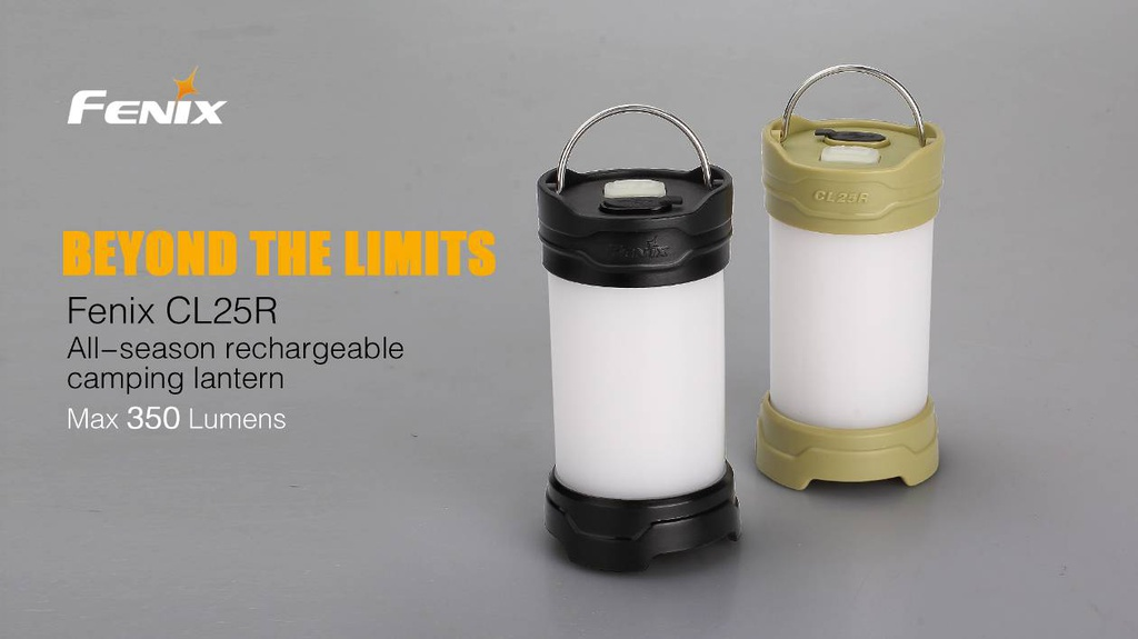 CL25R Rechargeable Camping Lantern